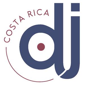 Costa Rica DJ Logo
